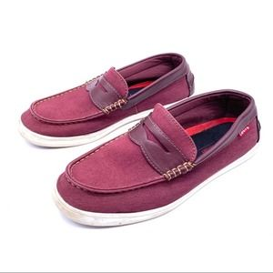 Levi's Comfort Slip On Loafers Casual Shoes